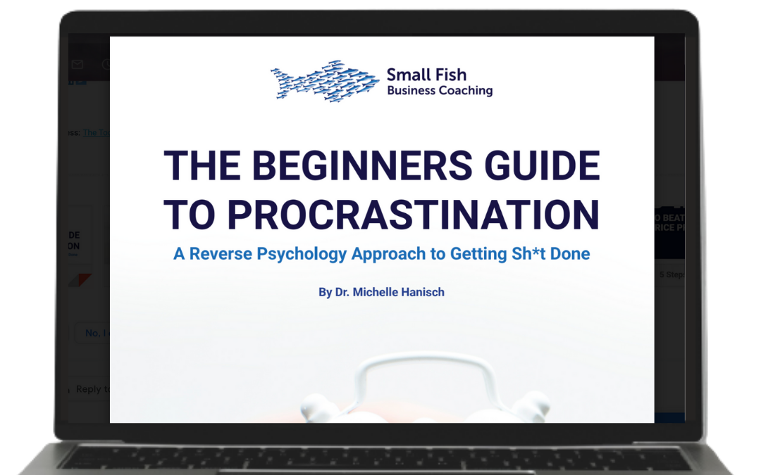 The Beginner's Guide To Procrastination